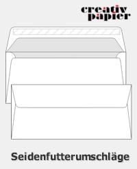 Gefütterte Briefumschläge