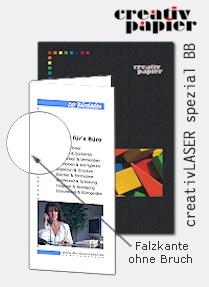 Premium Farblaserpapier mit der Laufrichtung Breitbahn