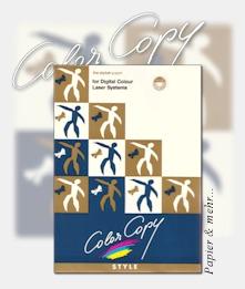 Color Copy für Farblaserdrucker