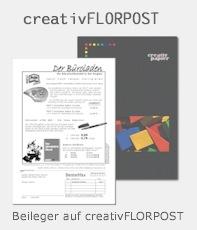 Florpost mit 40 und 50 g/m² - ist ein sehr leichtes Kopierpapier und Laserpapier