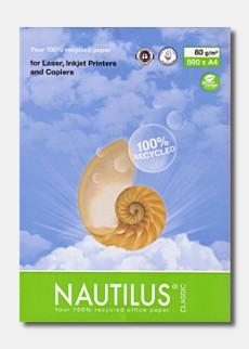 NAUTILUS - Das umweltfreundliche Büropapier für alle Bürogeräte