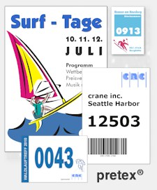 wetterfestes Kopierpapier für den Aussenbereich, Plakate, Lagepläne, Wanderkarten, Crosslaufpläne, Fahrpläne und mehr