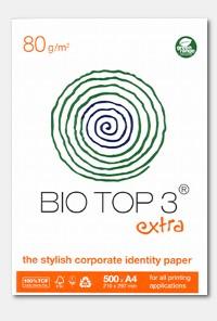 Mondi BIO TOP 3 Kopierpapier mit natürlicher Eleganz