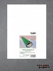 Metallic Transfer-Veredlungsfolie Grün