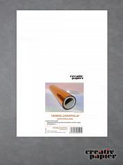 Metallic Transfer-Veredlungsfolie Kupfer