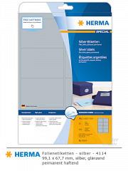 HERMA Folien-Etiketten 4114