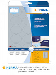 HERMA Folien-Etiketten 4116