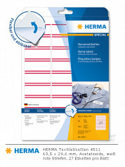 HERMA Namensschild-Etiketten 4512