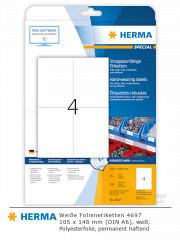 HERMA Folienetiketten 4697