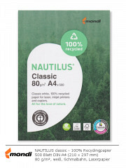 NAUTILUS classic DIN A4
