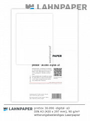 pretex 30.090 -digital- DIN A3 - 250 Blatt