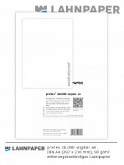 pretex 30.090 -digital- DIN A4 - 500 Blatt