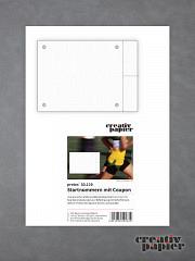 pretex 30.120 Startnummern mit Kupon a5