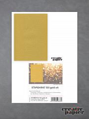 STARSHINE 120 gold DIN A4 - 50 Blatt
