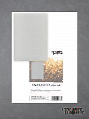 STARSHINE 120 silber DIN A4 - 250 Blatt
