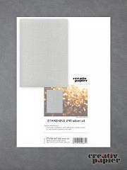 STARSHINE 290 silber DIN A4 - 250 Blatt