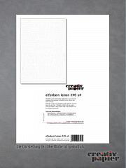 elfenbein leinen 245 a4 - 250 Blatt
