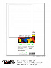 CreativKarton 280 a4