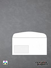 Fenster-Kuvertierumschläge DIN C6/5 KU - lasergeeignet