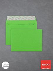 Farbige Briefumschläge DIN C6 HK intensivgrün