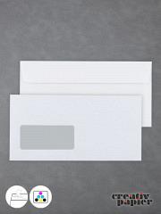 Fenster-Briefumschläge DIN lang HK - lasergeeignet