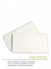 naturelle Briefumschläge SO 125 x 235 HK