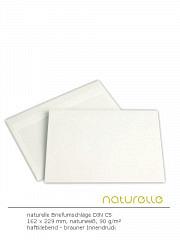 naturelle Briefumschläge DIN C5 HK