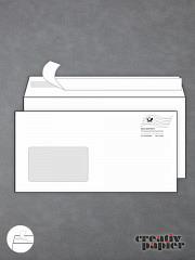 Dialogpost-Fensterumschläge DIN C6/5 HK