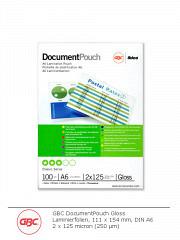 GBC DocumentPouch a6