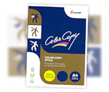 ColorCopy STYLE - The stylish paper for digital colour printing