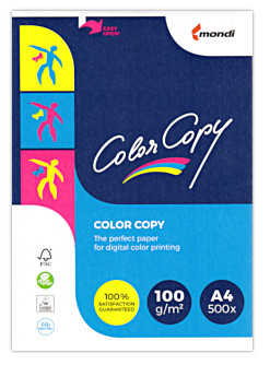 Color Copy - the leading paper for digital printing