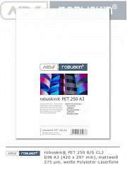 robuskin PET 250 a3