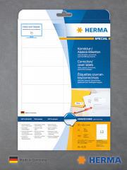 HERMA Korrektur-Etiketten 4228