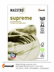 MAESTRO supreme 160 - DIN A4