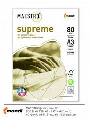MAESTRO Supreme 80 - DIN A3