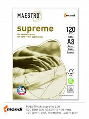 MAESTRO Supreme 120 - DIN A3