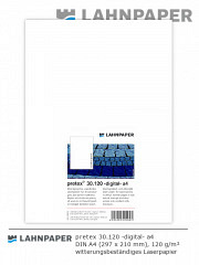 pretex 30.120 -digital- DIN A4 - 100 Blatt