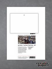pretex Lochetiketten a5