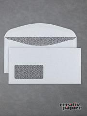 Fenster-Briefumschläge DIN C6/5 KU, Zahlenwirrwarr