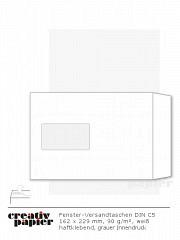 Fenster-Versandtaschen DIN C5 HK
